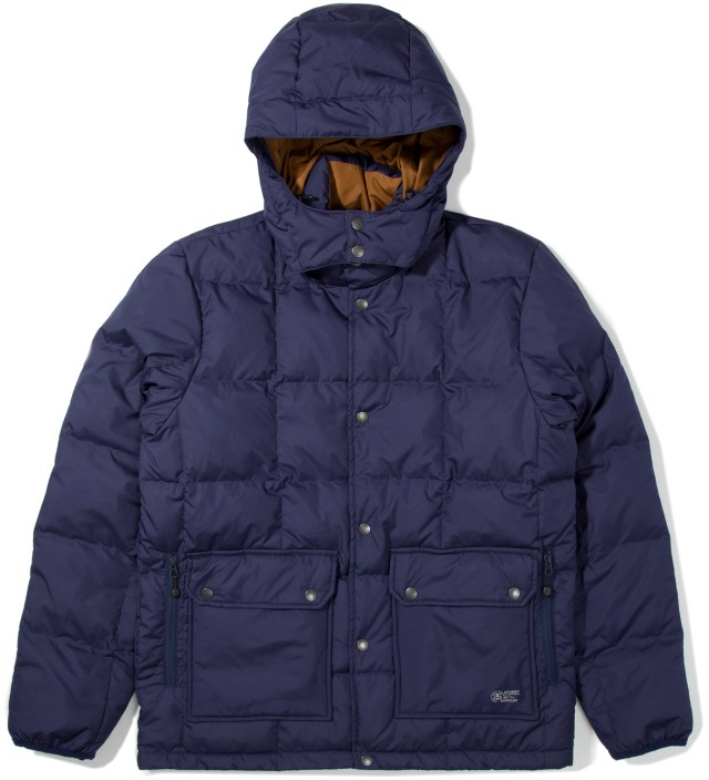 Navy Force Jacket