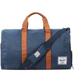 Herschel Supply Co. Navy/Tan Novel Bag Picutre