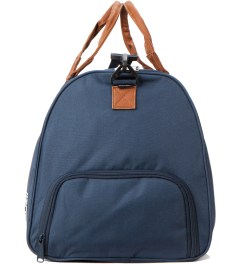 Herschel Supply Co. Navy/Tan Novel Bag Model Picutre