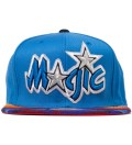 Orlando Magic Blue Navajo Strap-Back Cap