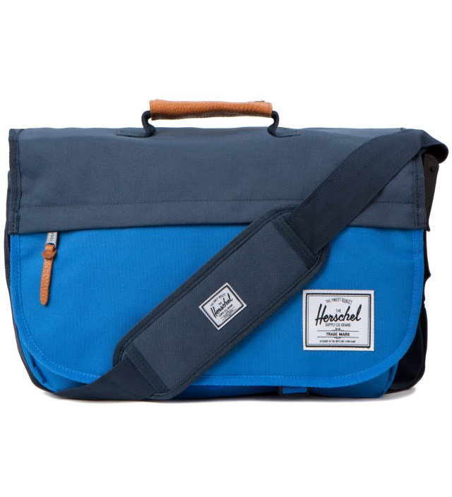 Navy/Cobalt Mill Backpack