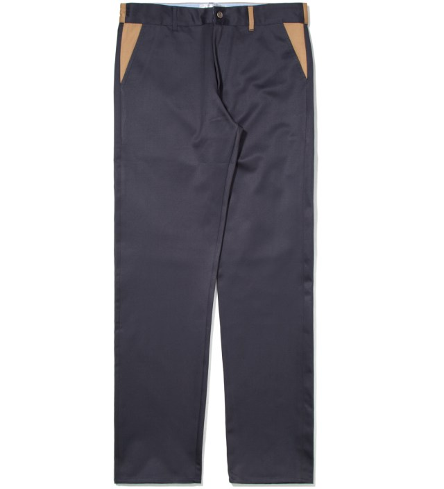 Navy Petrol New Paradise Chino Pants