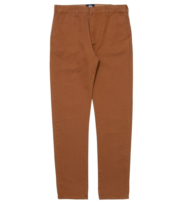 Brown Washed Ralph Chino