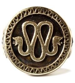 Mister Stevin Gold x Mister Gold Snake Ring Picutre