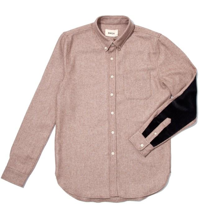 Beige Wogo Flannel Shirt