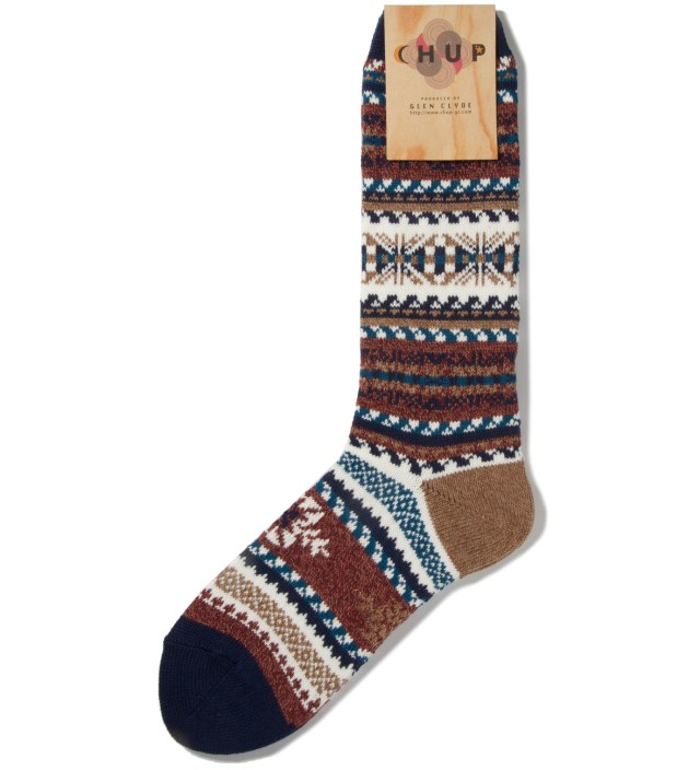 Navy Loimi Socks