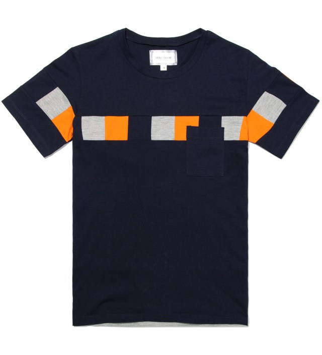 Navy Stability T- Shirt