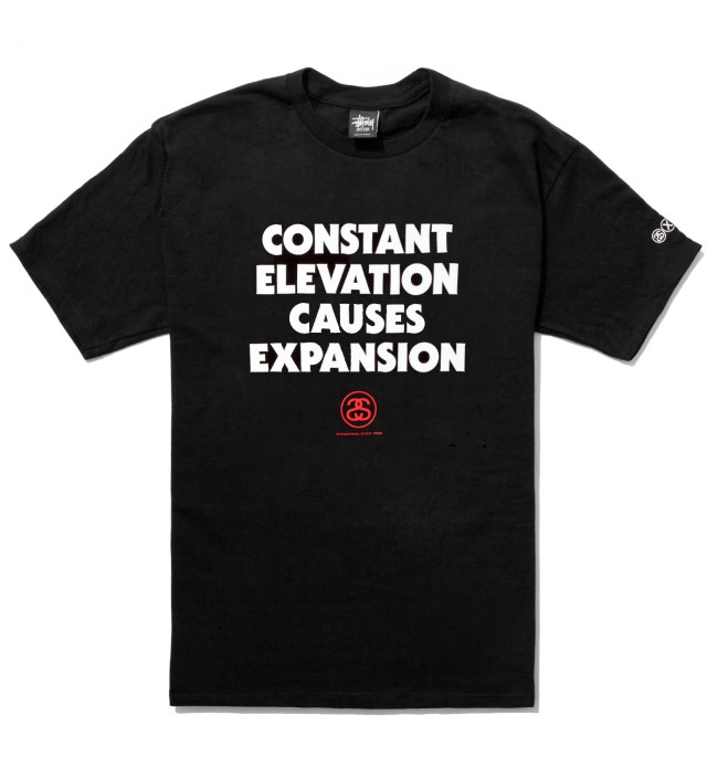 Black Elevation T-Shirt