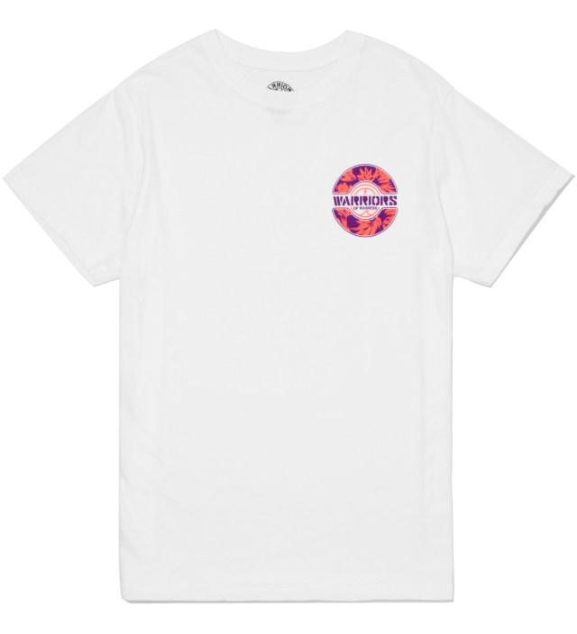 White Foliage Logo T-Shirt
