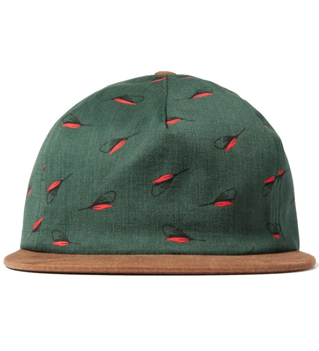 Spruce/Nutmeg River Polo Hat