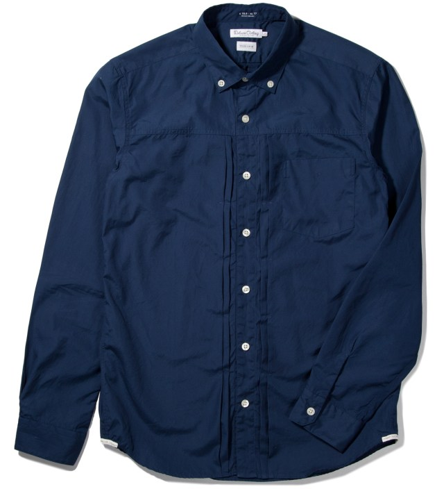 "Deluxe for Hypebeast Navy ""Eric"" Shirt"