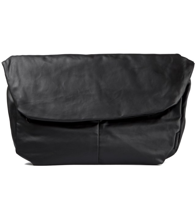 "Coated Techno 15"" Laptop Messenger Bag"