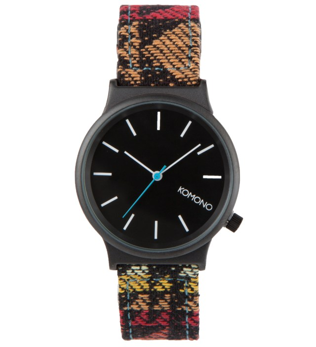 Navajo Wizard-Print Watch