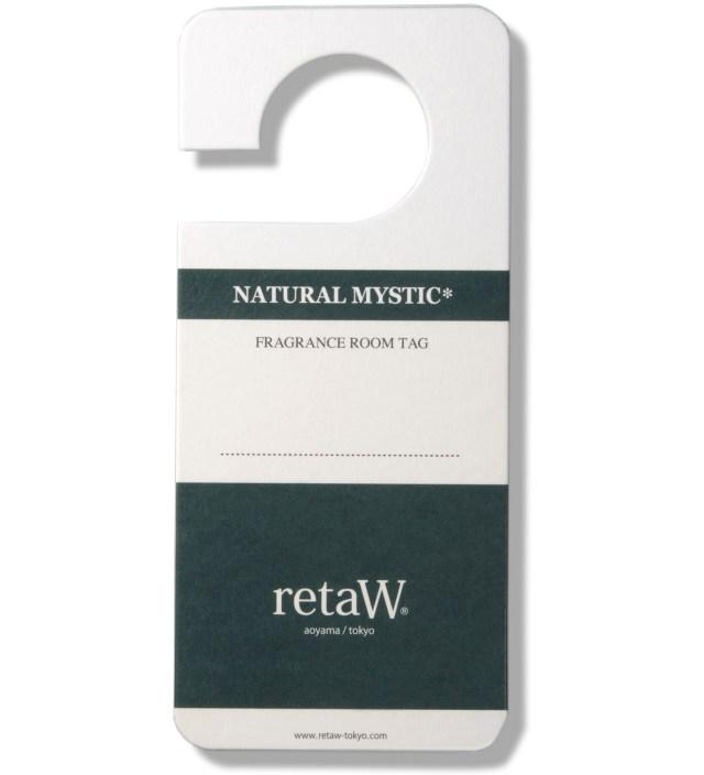 Natural Mystic Room Tag