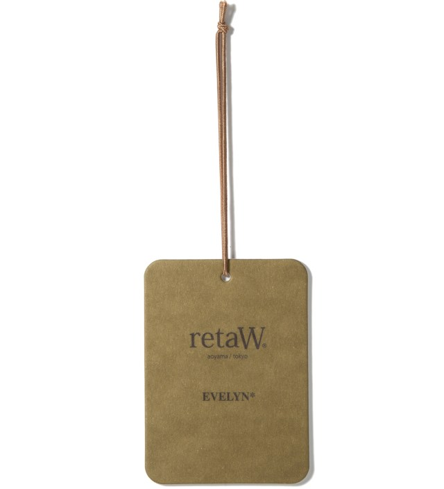 Evelyn Fragrance Luggage Tag