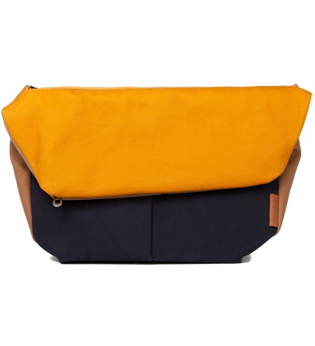 Côte&Ciel x Beams Mustard Spree Messenger Bag