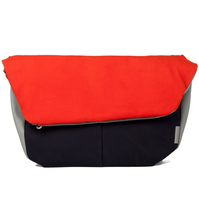 Côte&Ciel x Beams Orange Spree Messenger Bag