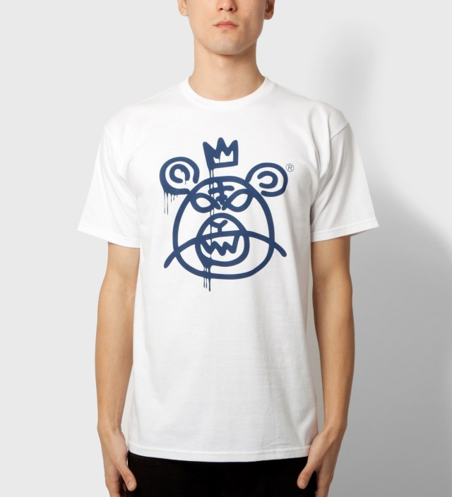 White Bearmop T-Shirt