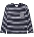 Sailor Stripe L/S Crewneck T-Shirt