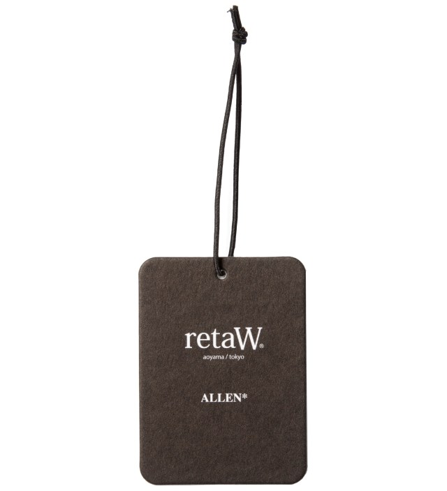 Allen Fragrance Luggage Tag