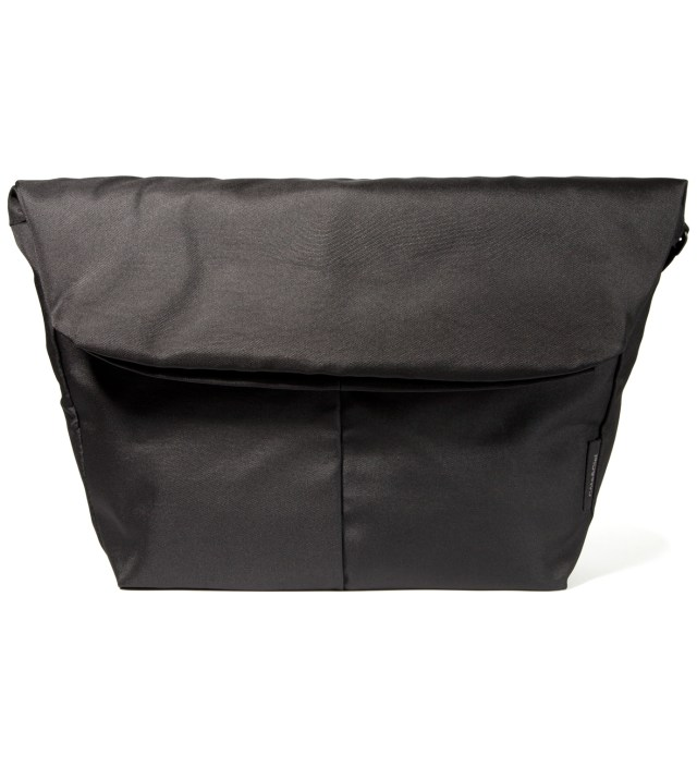 "Black 15"" Laptop Messenger Bag"