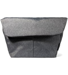 Côte&Ciel Black Melange Spree L Messenger Bag Picutre