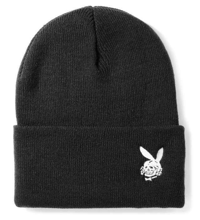 Black Death Bunny Watch Cap