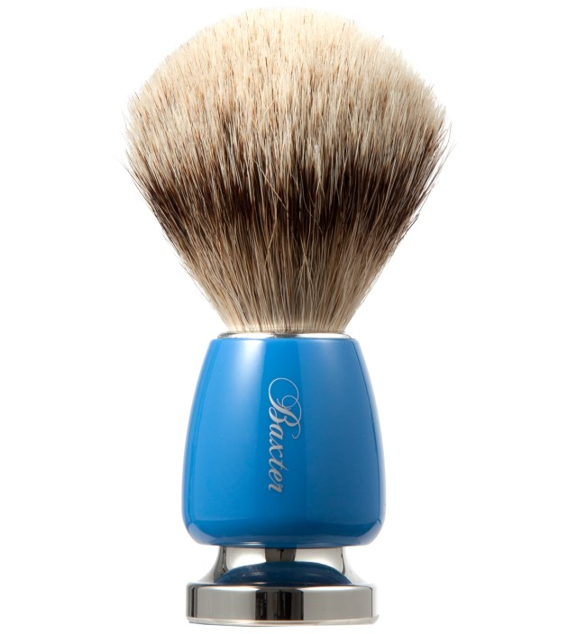 "Shave Brush - Badger ""Silver Tip"""