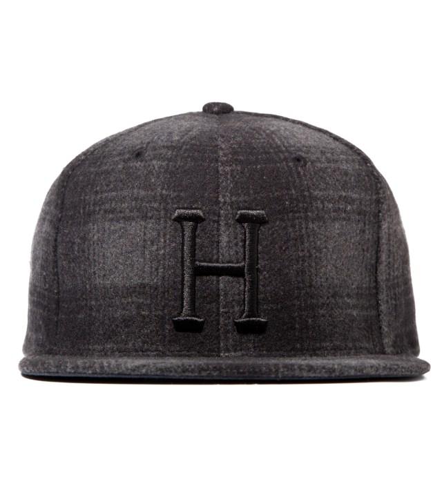Black Big H Logo Starter Cap