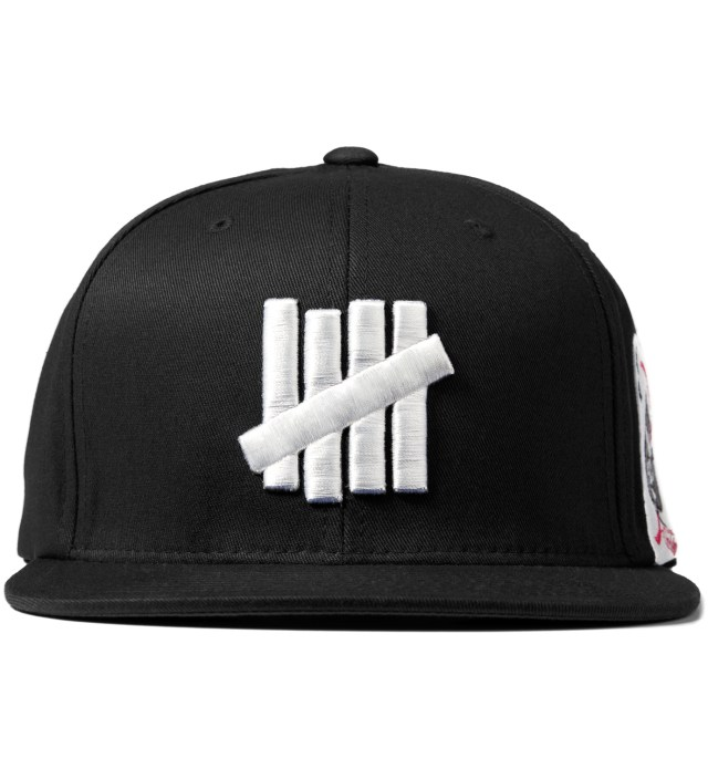 Black 5 Strike Ace Starter Cap