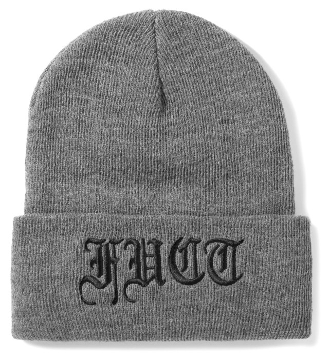 Grey Swap Meet Watch Beanie
