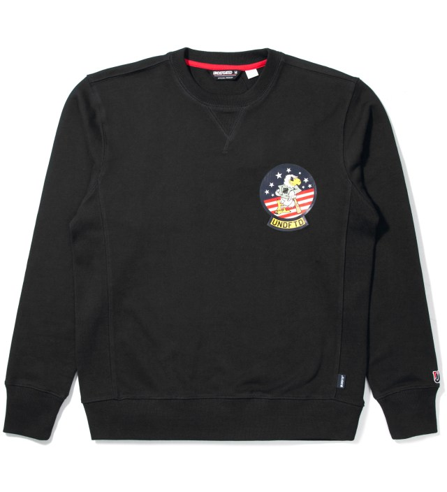 Black Eagle Crewneck