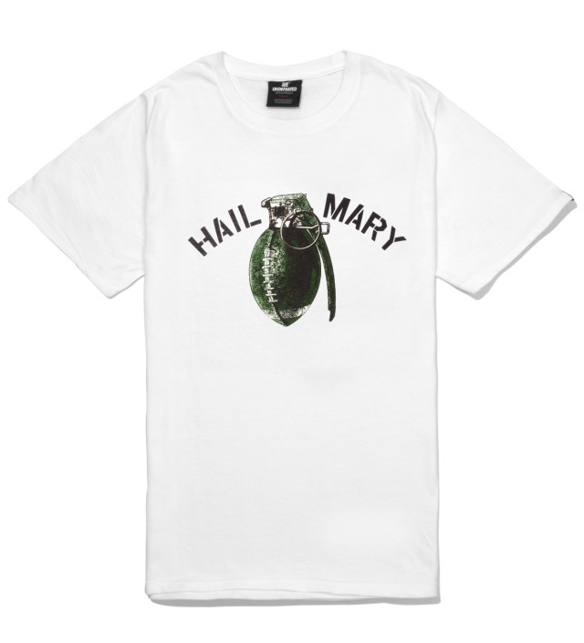 White Hail Mary T-Shirt