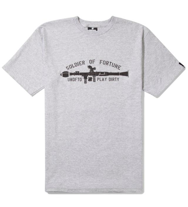 Heather Grey SOF Gun T-Shirt