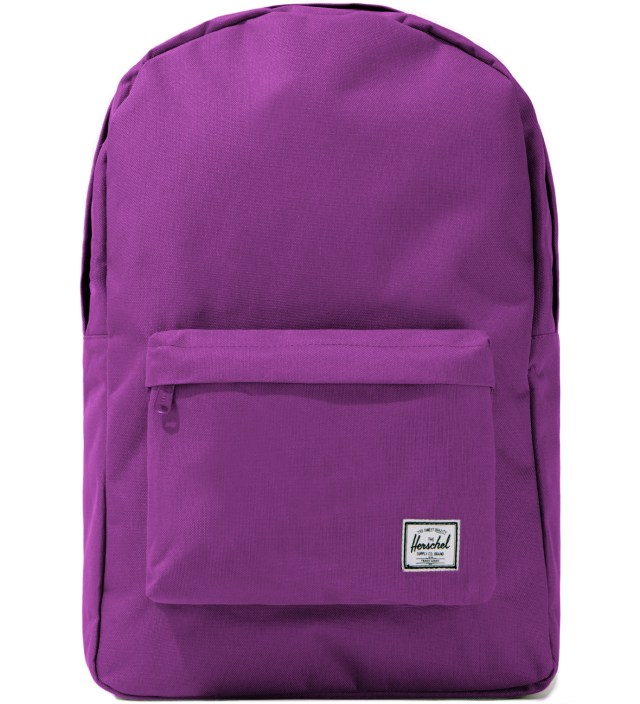 Purple Classic Backpack