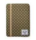 "Olive Polka Dot Cypress Sleeve for 13"" Macbook Air"