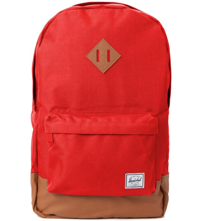 Red Heritage Backpack