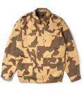 Camo Veste Soldier Jacket