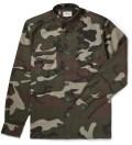 Woodland Leeds Camouflage Shirt
