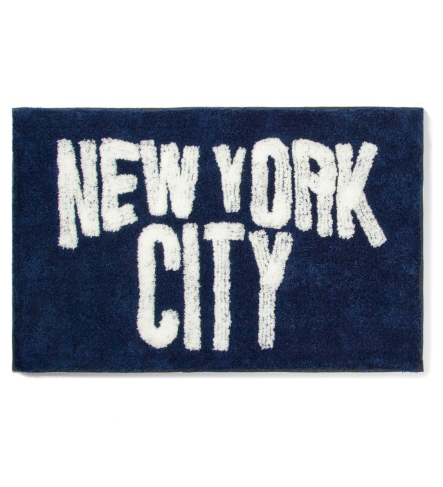 Navy New York City Rug