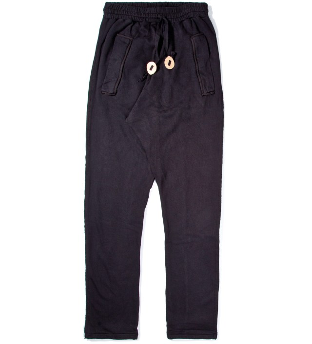 Black Piton Sweatpant