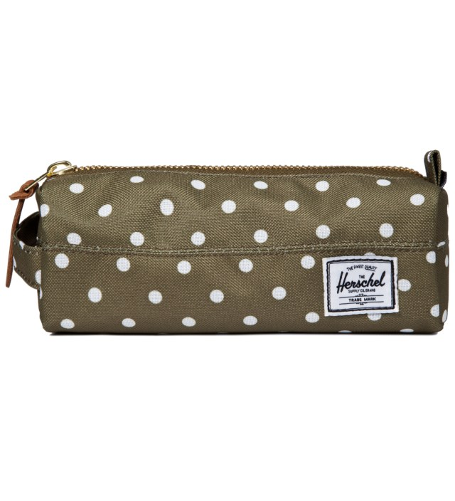Olive Polka Dot Settlement Case