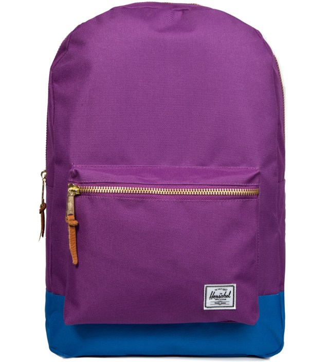 Purple/Cobalt Settlement Backpack