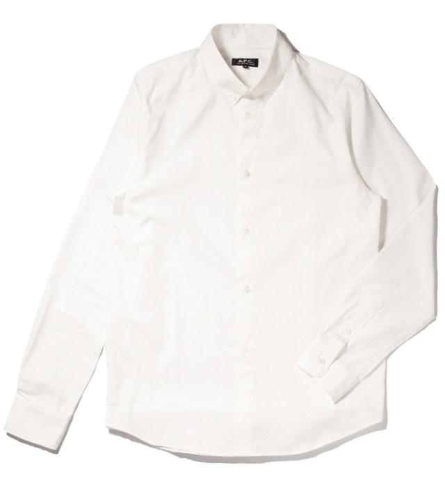 White Chemise Shirt