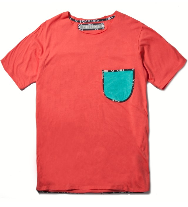 Turquoise Frontier T-Shirt