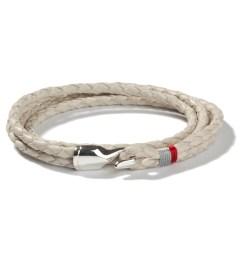 Miansai Cement Trice Silver Bracelet  Picutre