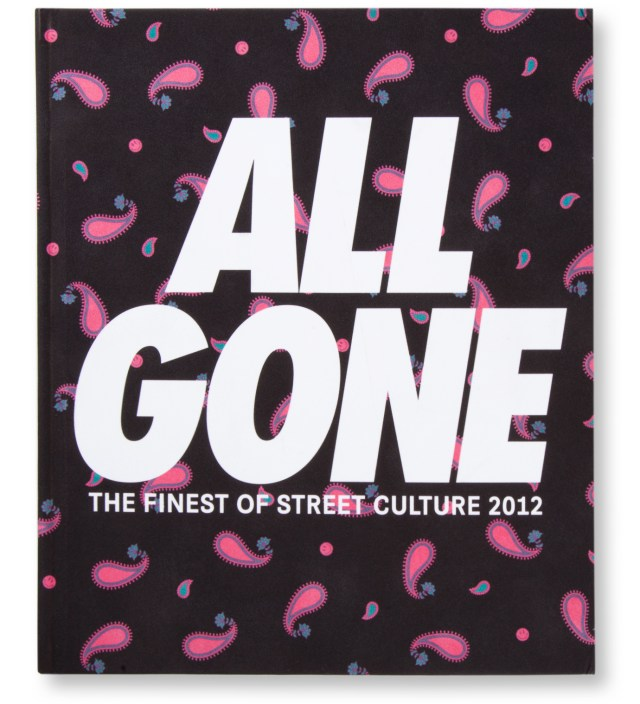Black All Gone 2012