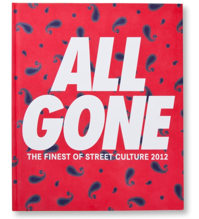 Red All Gone 2012