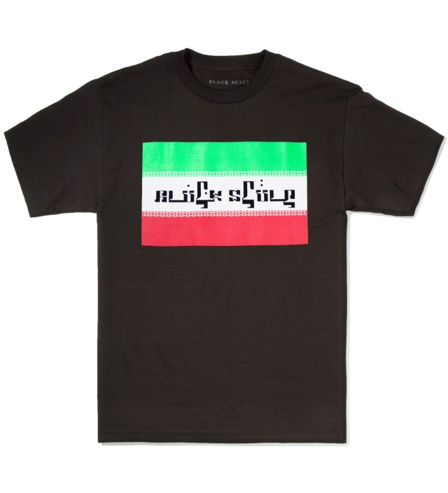 Black National Scvle T-Shirt
