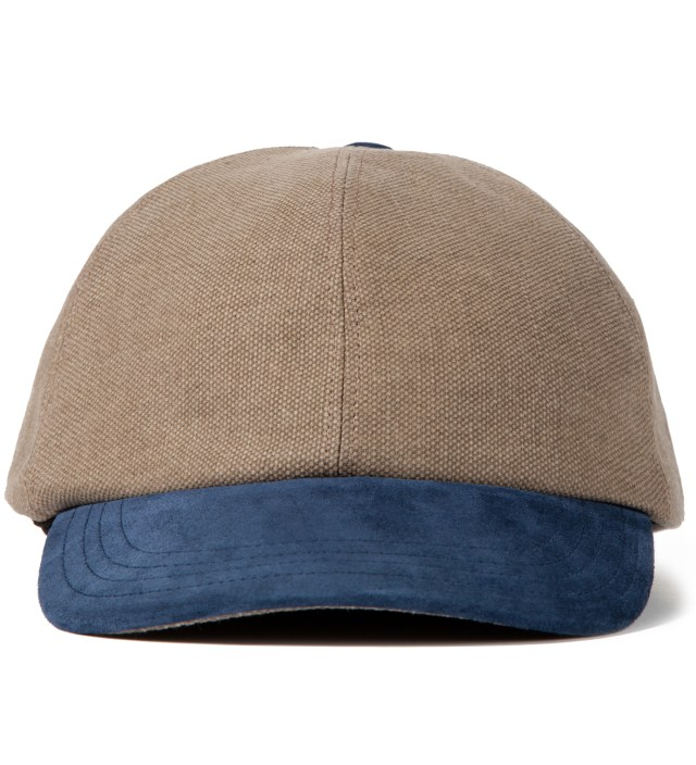 Grey/Navy Cap